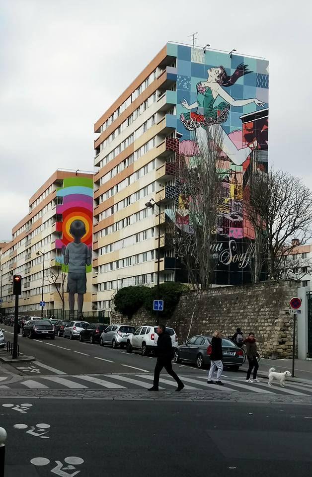 Seth et Faile, Paris-XIII