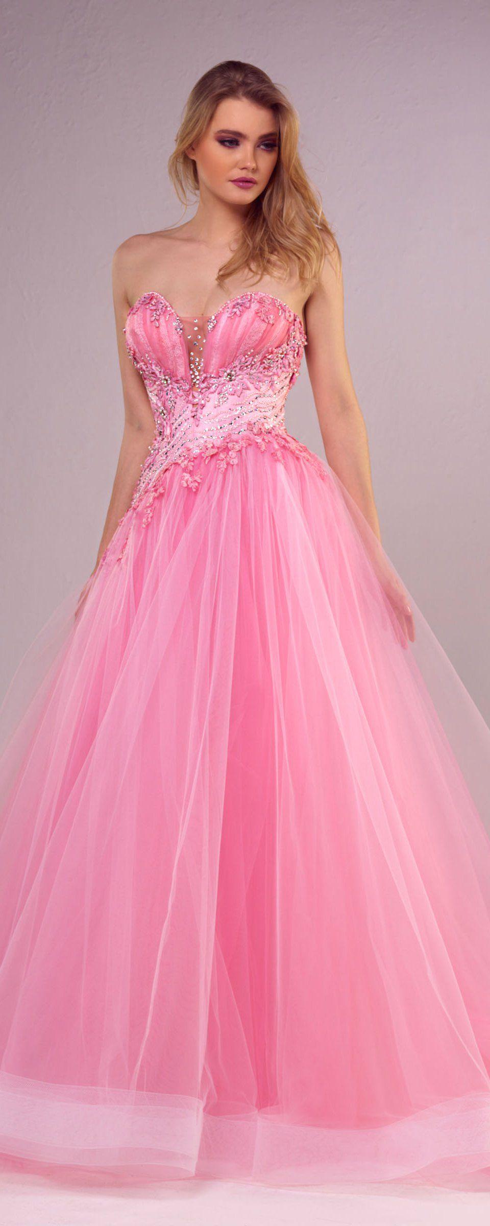 Tony Chaaya 2018 collection - Couture | Vestidos de fiesta ...