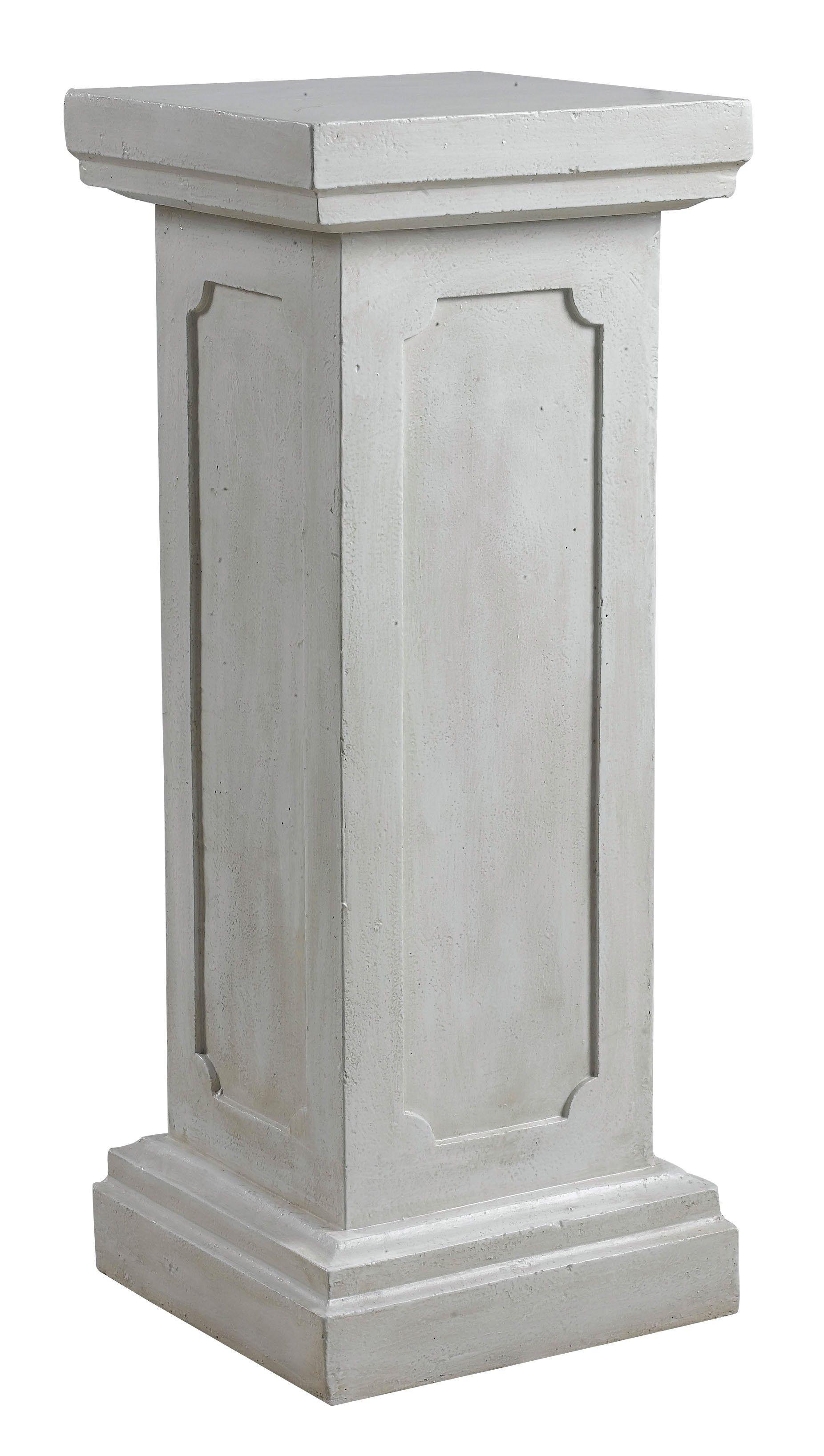 Pedestal Buscar Con Google Columnas De Madera