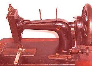 The Wertheim Griffin Sewing Machine circa 1900