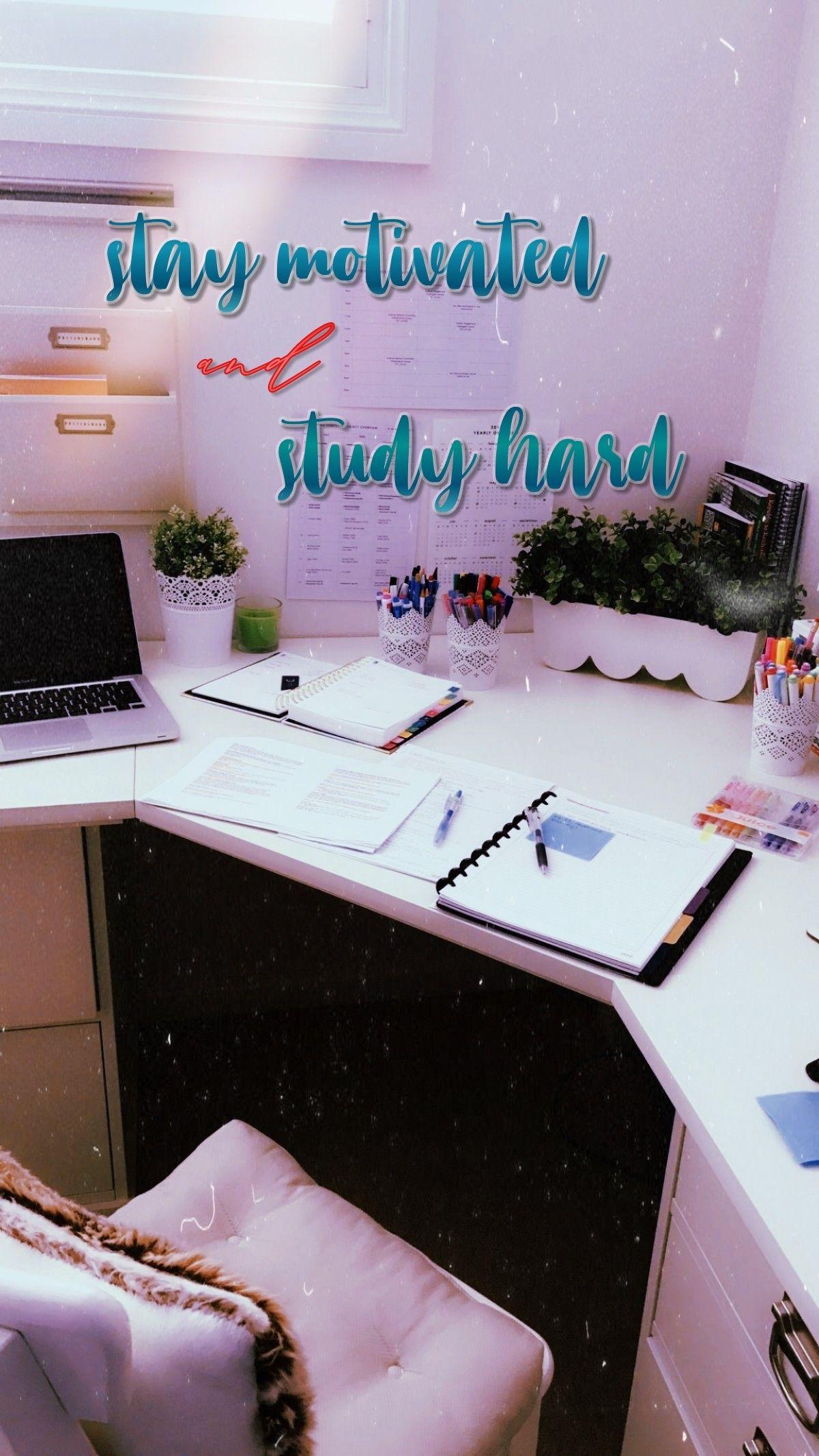 Study Hard Motivasi Belajar Belajar Motivasi