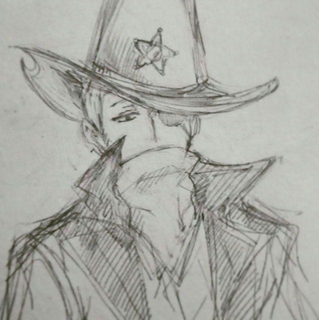 The Sheriff Thomson Sorry Whit My Bad English V My Doodle Eddsworld Memes Amazing Drawings