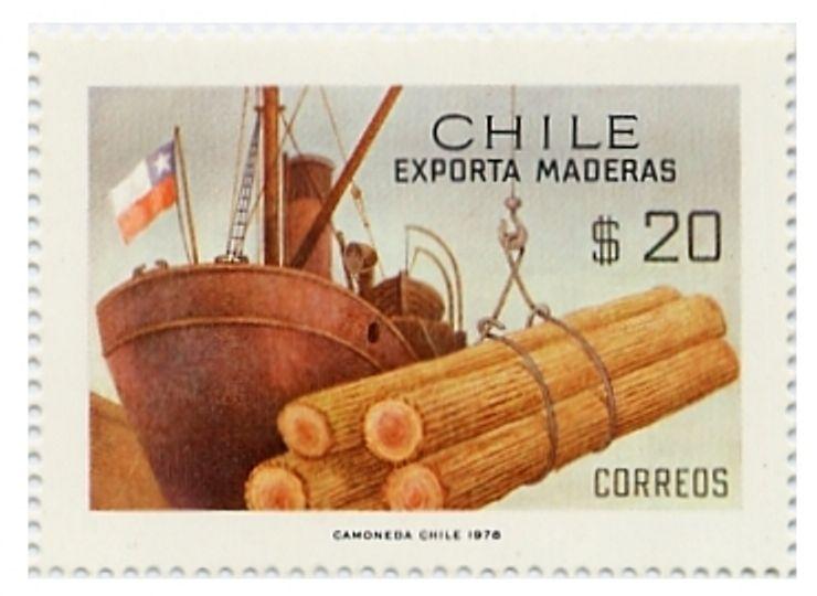 BARCOS SHIPS , TEMATICAS SELLOS DE CHILE