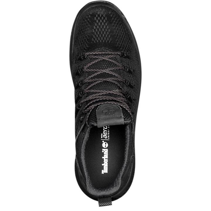 Men's FlyRoam Trail Mixed-Media Low Boots