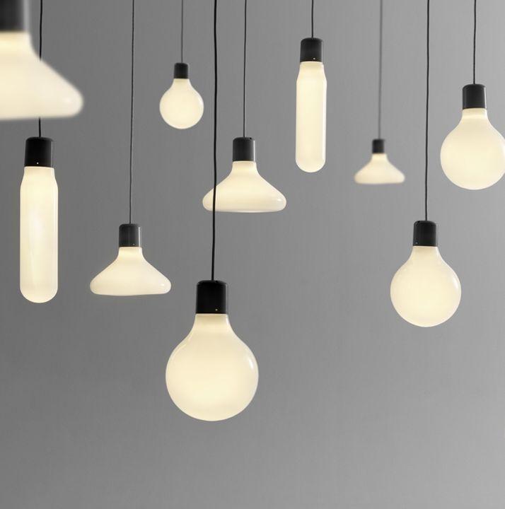 Design House Stockholm Form Pendant Lights By Design House