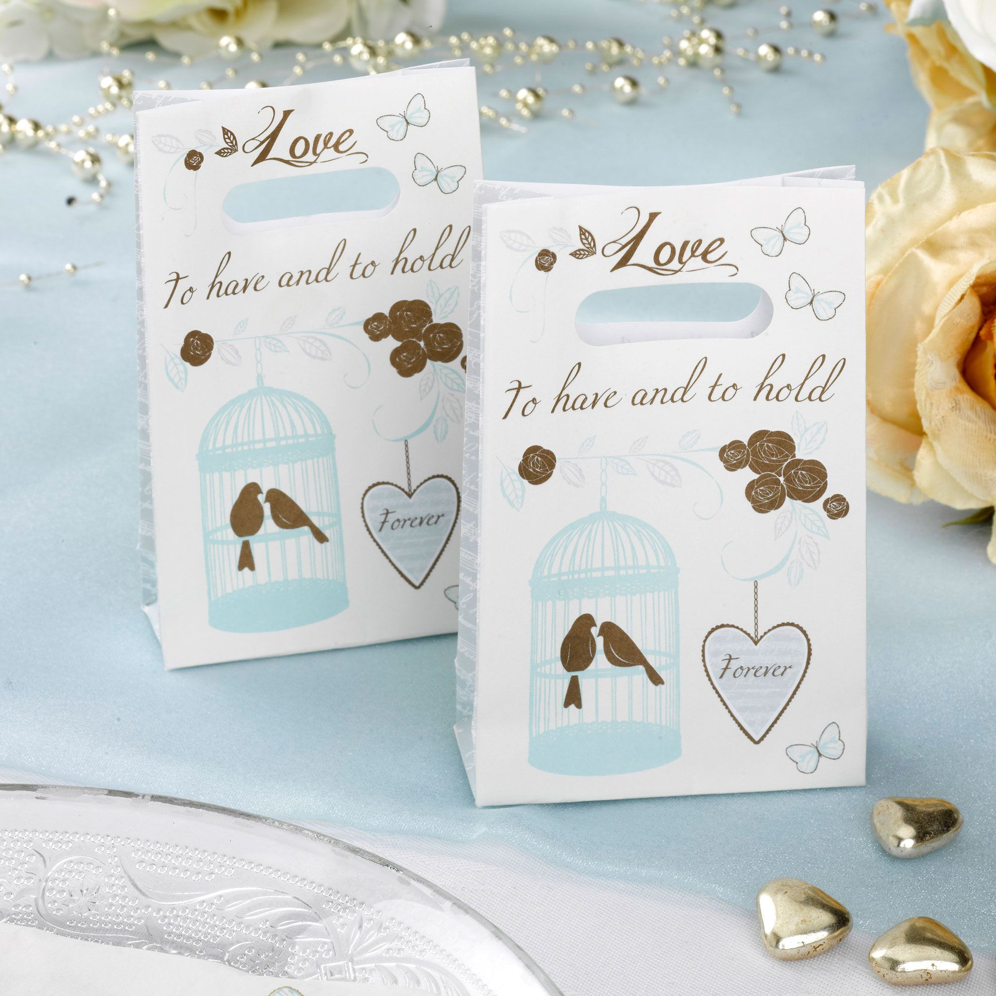 Wedding - Favour Bags - To Have and To Hold | To Have and To Hold ...