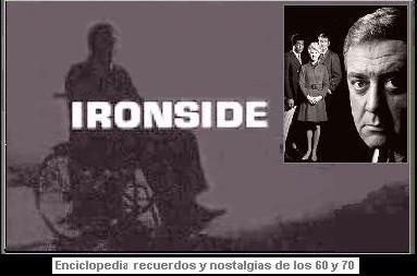 IRONSIDE, JEFE DE INVESTIGADORES Y POLICIA LOCAL, UN DESCONOCIDO LE DISPARO MIENTRAS ESTABA DE VACACIONES DEJANDOLO INVALIDO...