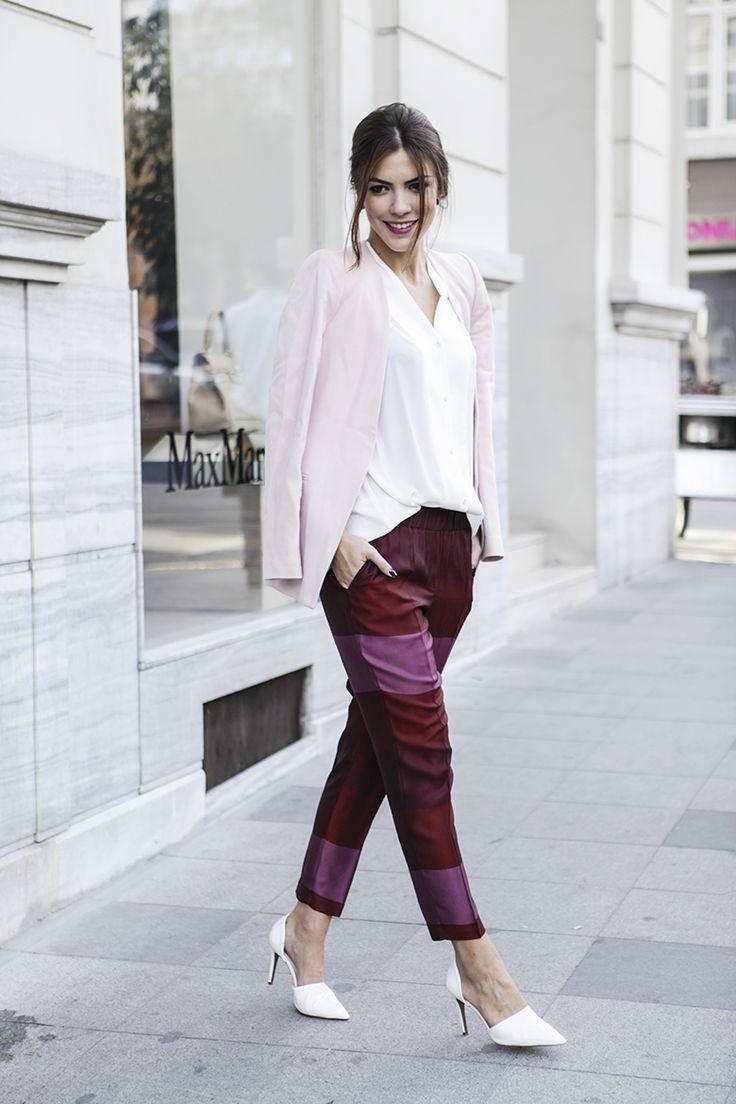 25 Fall Marsala Pants Outfits For Stylish Girls 25 Fall Marsala Pants Outfits For Stylish Girls new photo