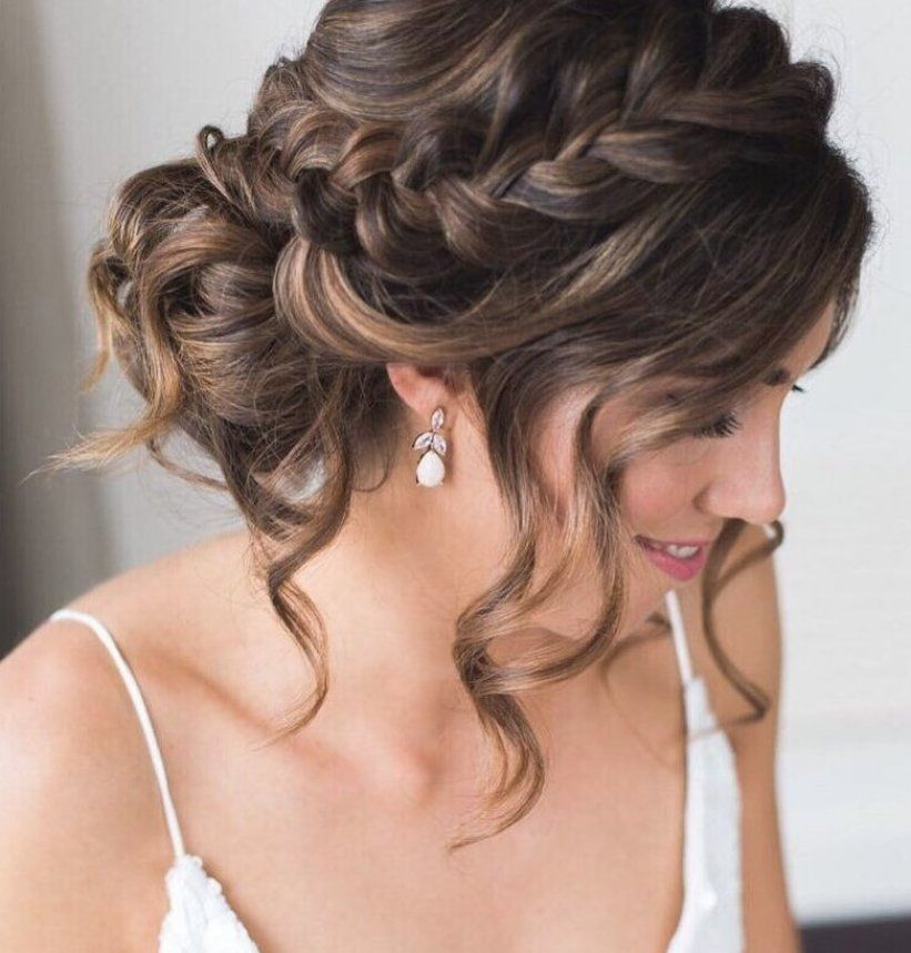 See Different Hairstyle Ideas With Panache And Already Choose The Hair To Use At Your Next Event In 2020 Wedding Hair Inspiration Long Hair Styles Short Wedding Hair