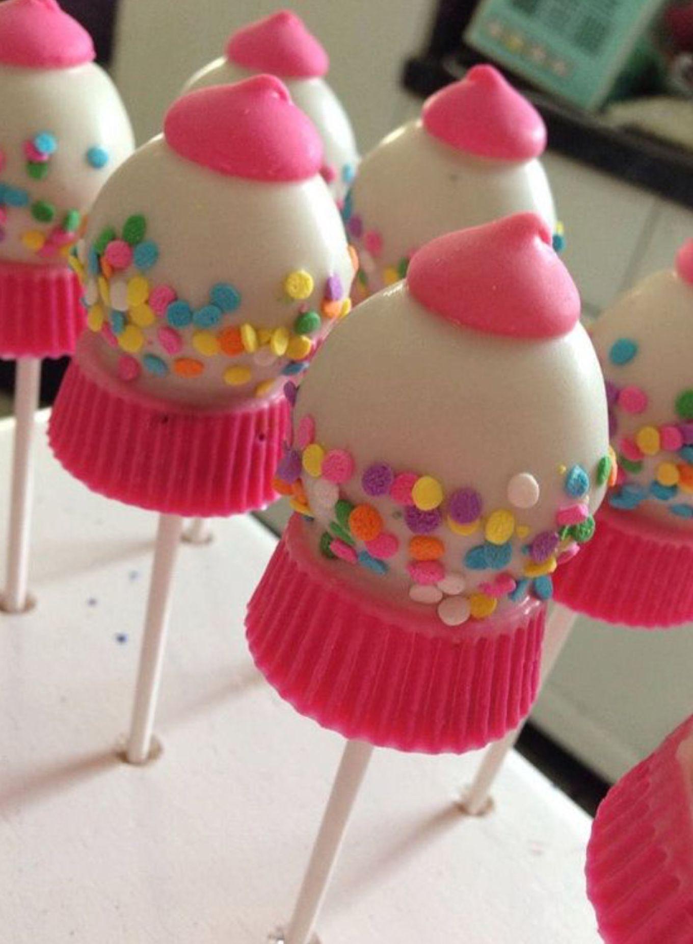 Cute Cakepop Idea Cake Pops Eat Cake Cake