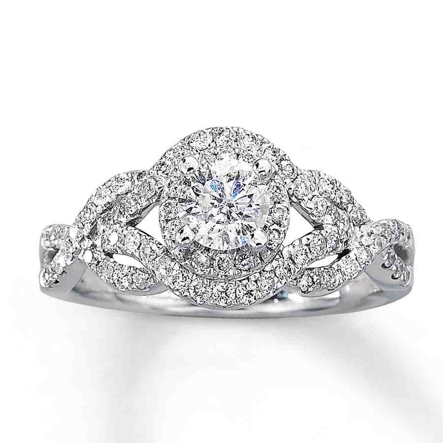1 Carat Diamond Engagement Rings Under 1000 Wedding Rings Engagement Dream Engagement Rings Diamond Engagement Rings