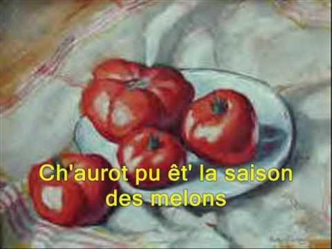 Les Tomates : Edmond TANIERE