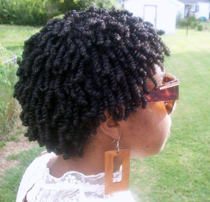 Short Twist Hairstyles