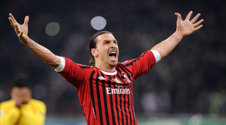 Zlatan Ibrahimovic Set To Make A Sensational Return To Ac Zlatan