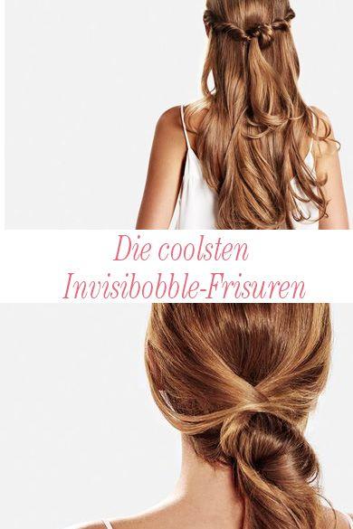 Coole Frisuren Mit Dem Invisibobble Nano Twist Leichte Frisuren