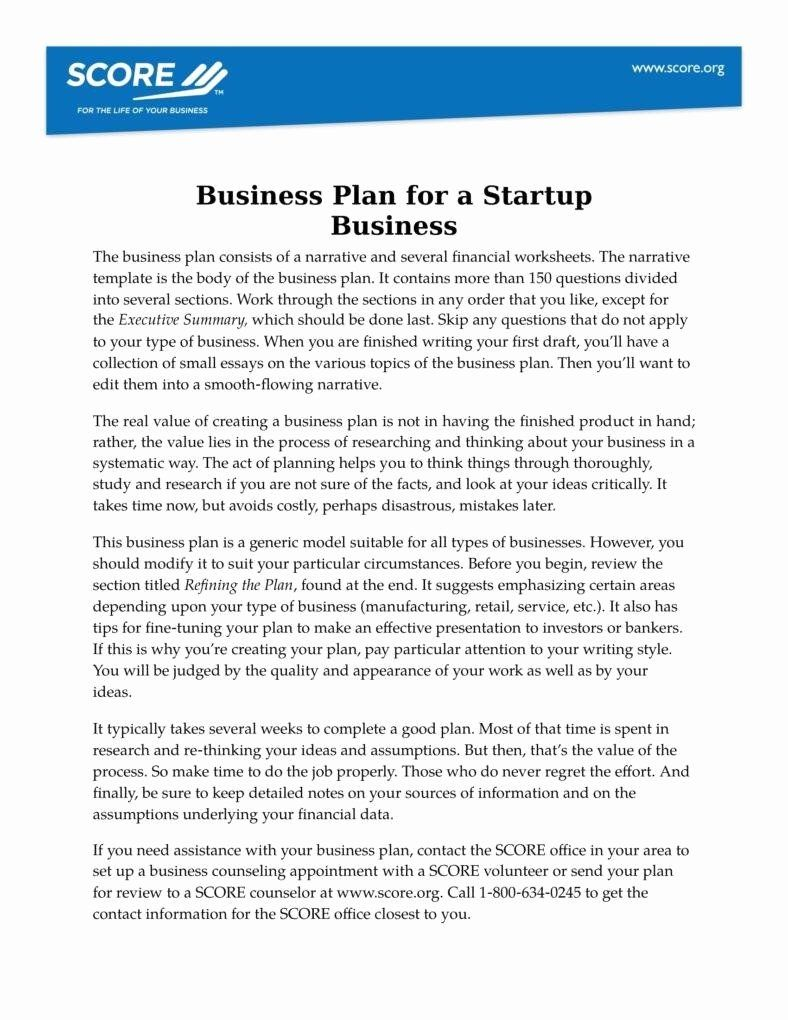 Business Proposal format Template Inspirational 7
