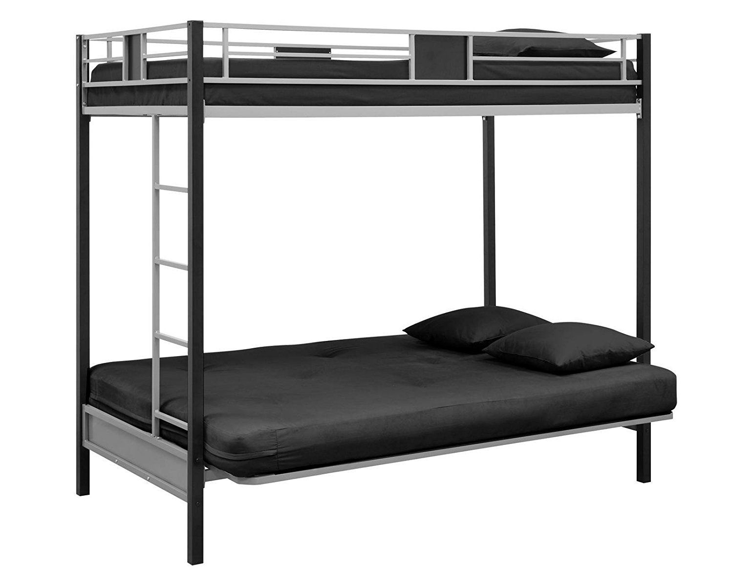 Twin Over Futon Metal Bunk Bed Interior Paint Color Ideas Check M
