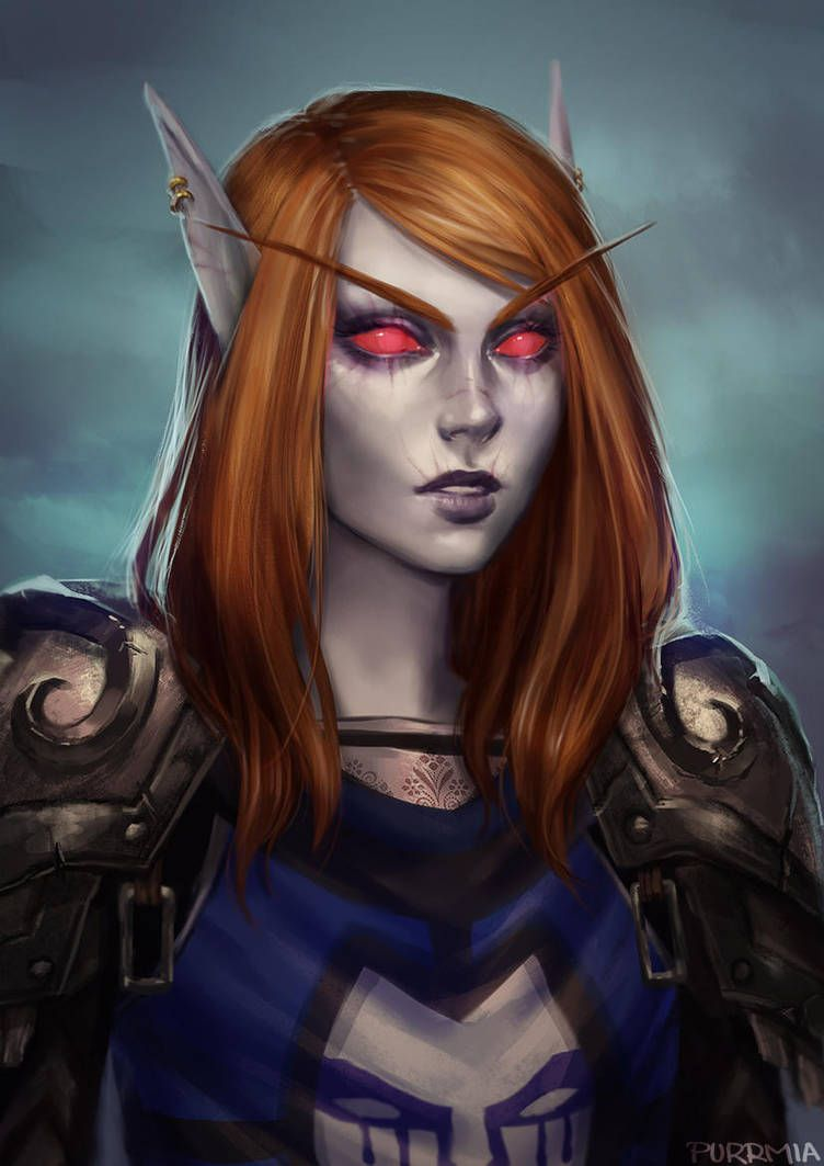 world of warcraft art commissions