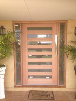 Complete Timber Door Services Carpentry Gumtree Australia Joondalup Area Joondalup 1014896587 In 2020 Timber Door Double Front Doors Doors