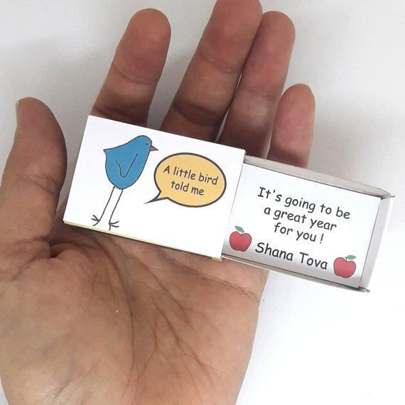 Shana Tova Card, Little Bird Told Me, Matchbox Card, Rosh Hashanah Card , Jewish New Year Card, Jewish Holiday,Greeting Card,Hebrew New Year #shanatovacards Shana Tova Card, Little Bird Told Me, Matchbox Card, Rosh Hashanah Card , Jewish New Year Card, Jewi #shanatovacards Shana Tova Card, Little Bird Told Me, Matchbox Card, Rosh Hashanah Card , Jewish New Year Card, Jewish Holiday,Greeting Card,Hebrew New Year #shanatovacards Shana Tova Card, Little Bird Told Me, Matchbox Card, Rosh Hashanah Ca #roshhashanah