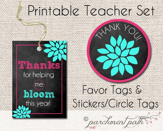 photo regarding Thanks for Helping Me Bloom Printable identified as Thank By yourself for Supporting Me Bloom Trainer Printable - Conclusion of