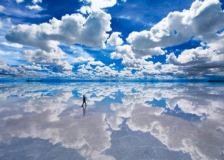 World S Largest Salt Flat In Salar De Uyuni Bolivia X Post R Cantbelievethatsreal In 2020 Beautiful Places To Travel Uyuni Bolivia Uyuni Salt Flats