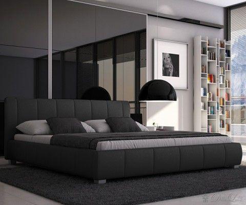 Sydney next day delivery chicago queen bed frame in black bedroom bedroom bed home bedroom for Bedroom furniture next day delivery