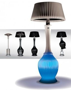 Outdoor Heat Lamps Modern With Images