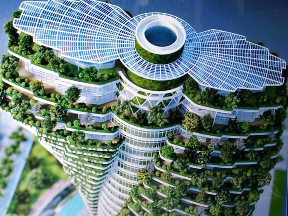 Agora garden residential tower taipei city taiwan for Architecture du futur