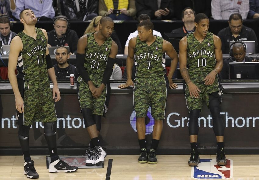 save off ce4a3 ff775 Toronto Raptors | In Camo Jerseys | Toronto Raptors ...