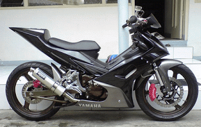 Modifikasi Motor Yamaha Jupiter Mx 135 Cc Modifikasi Motor Yamaha
