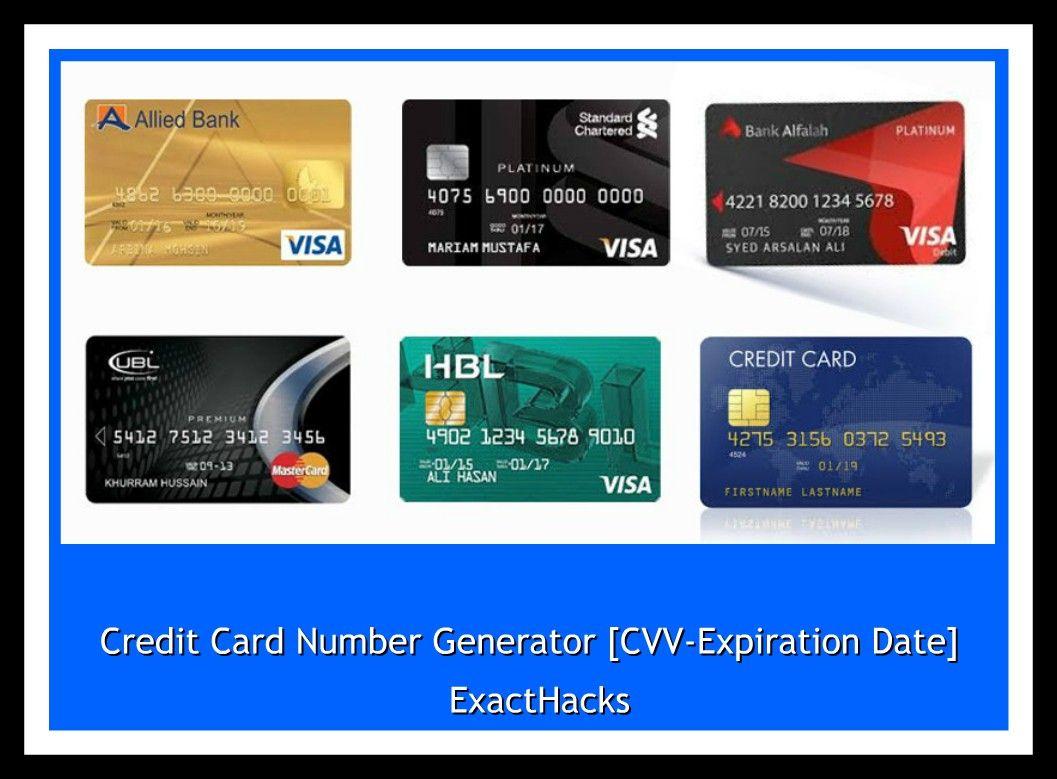 7 Credit card numbers ideas paypal hacks, gift card generator