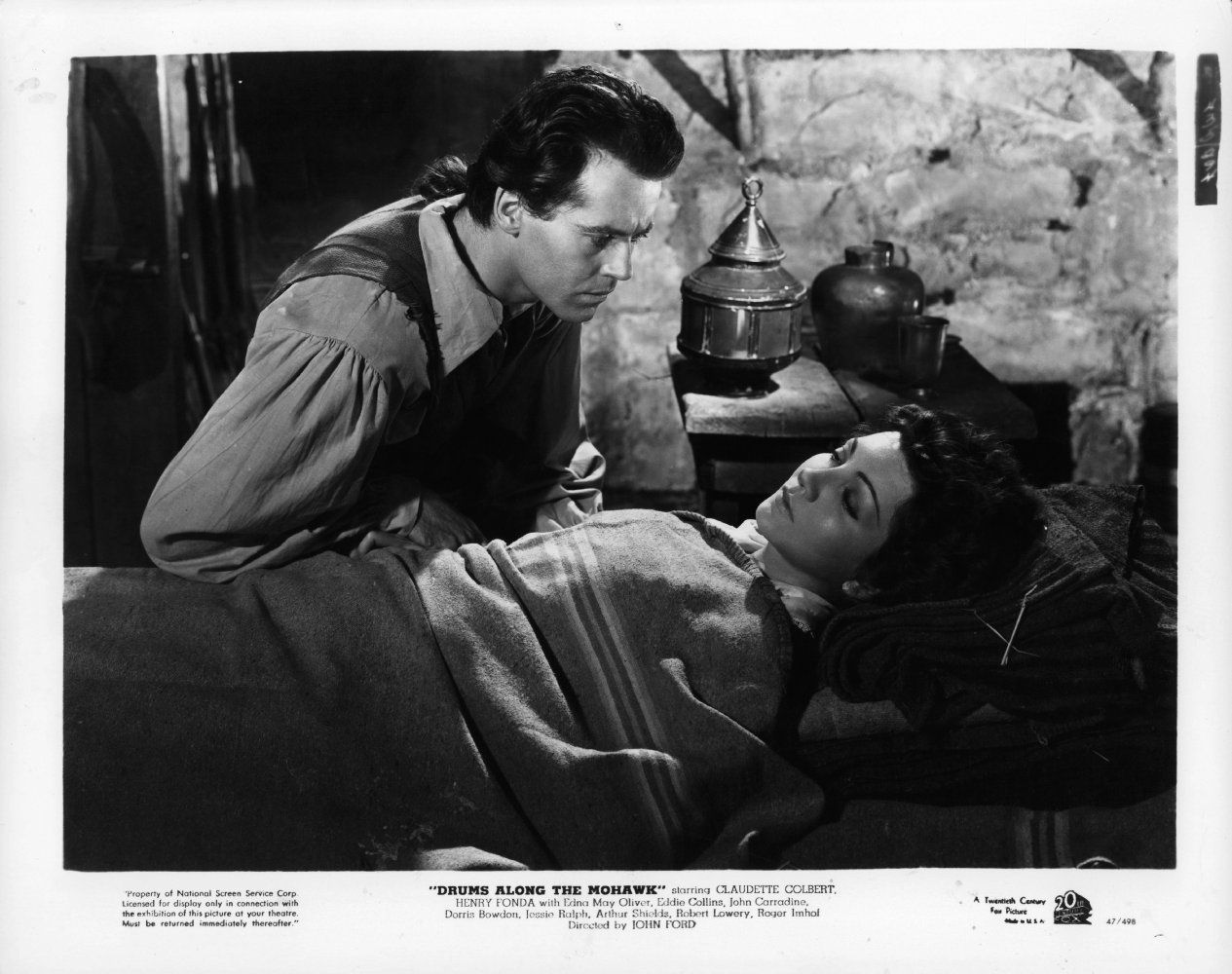drums along the mohawk film review Drums along the mohawk is a 1939 american historical drama film based upon a 1936 novel of the same name by american author, walter d edmonds the film was.