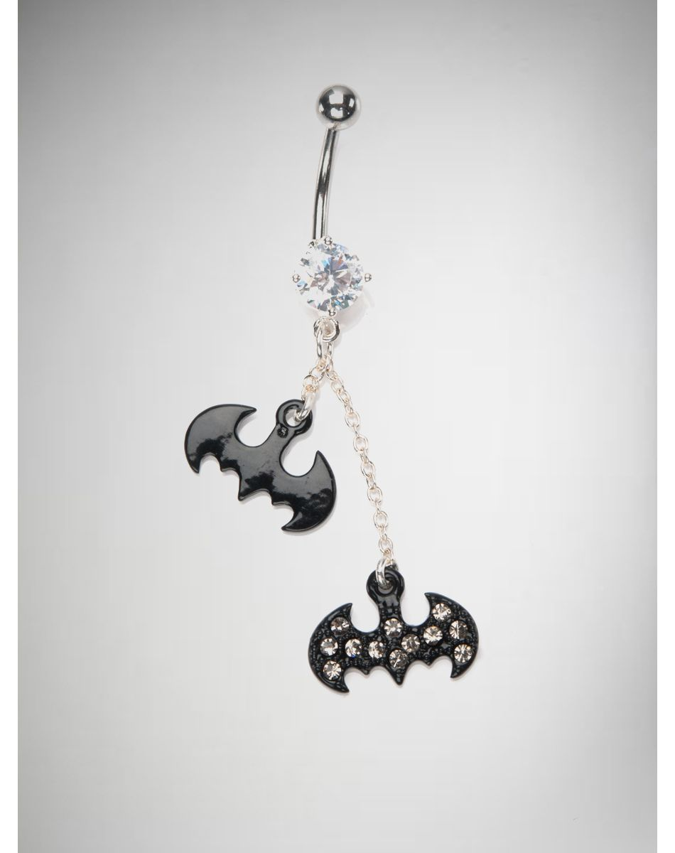 Belly batman button rings photo new photo