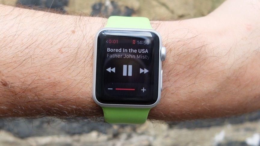 How to add and play music on the apple watch stream from