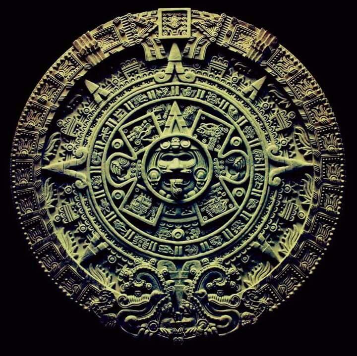 край символы майя и ацтеков их значение фото эксплуатационные