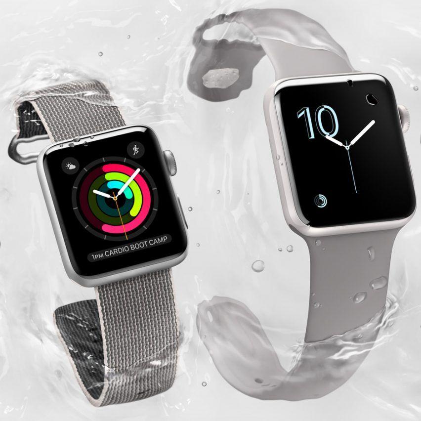 Apple Watch Series 2 Is Completely Reengineered For Swimming With Images Apple Watch Apple Watch Design Apple Watch Series 2
