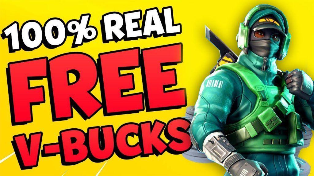 Fortnite Free V Bucks No Human Verification | Fortnite ...