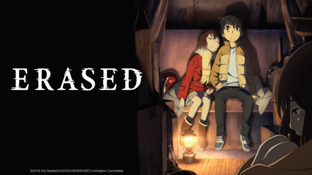 Pin by T02Venom on ERASED Anime, Anime dvd, Anime reviews