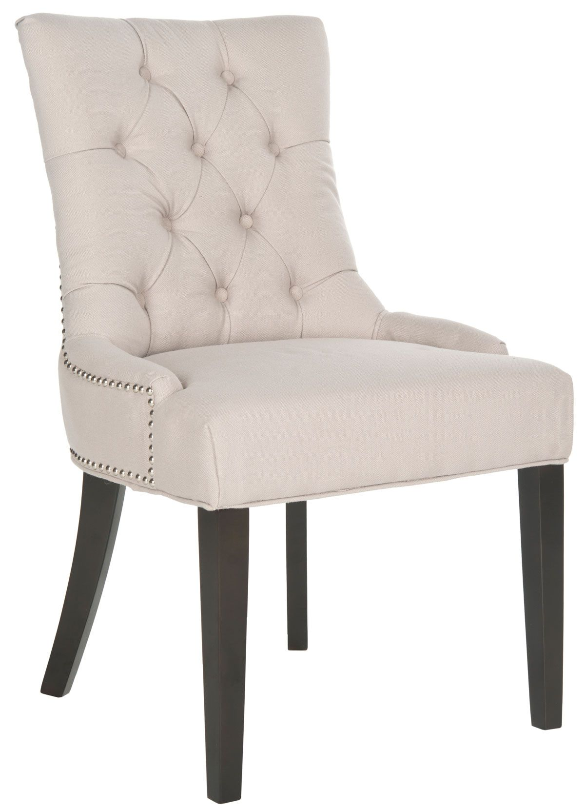 Mcr4716a Set2 Dining Chairs Furniture By Linen Dining Chairs