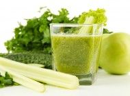 Green Juice Smoothie Recipe for Beautiful Skin ‹ Healthy You Now with Aloe Vera, Pear, Lime and Kale