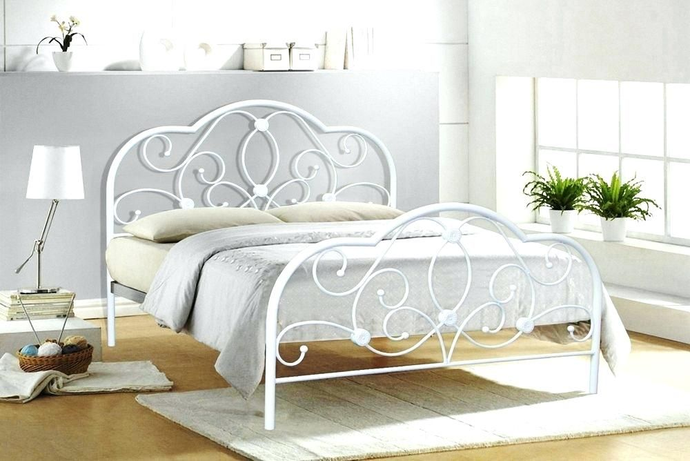 Luxury Steel Bed Frames Queen Images Unique Steel Bed Frames Queen And Queen Platform Metal Bed Frame Cool Wh White Metal Bed White Metal Bed Frame Metal Beds