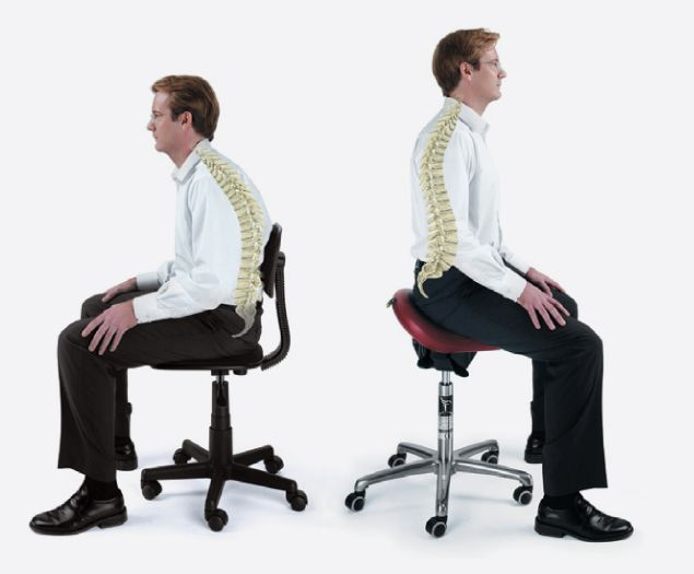 Conventional seating collapses your spine into an unnatural u0027Cu0027 shaped curve and compresses your internal organs. The Bambach Saddle Seat allows your spine ... & Conventional seating collapses your spine into an unnatural u0027C ... islam-shia.org