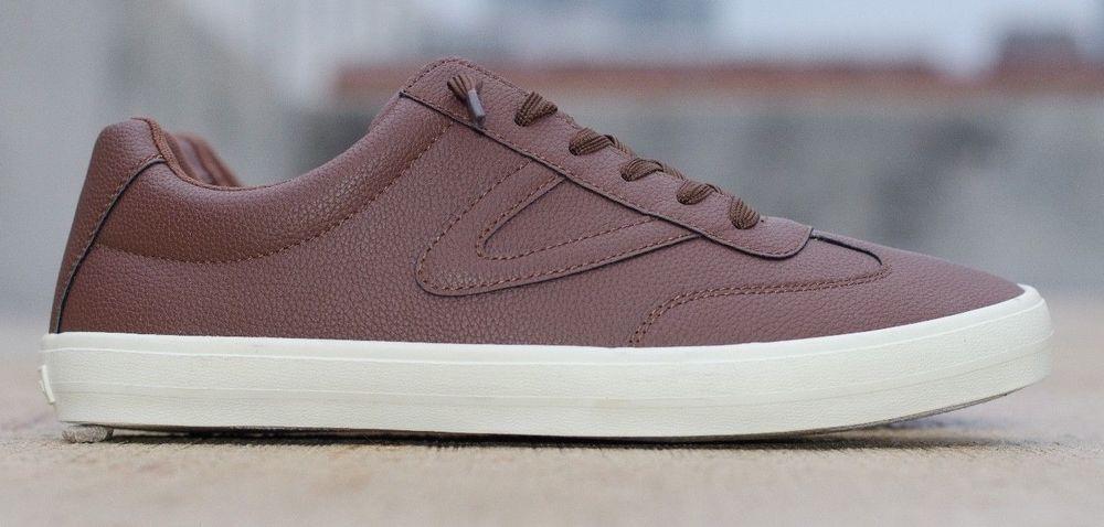 NEW TRETORN Mens Sneaker Vegan Leather