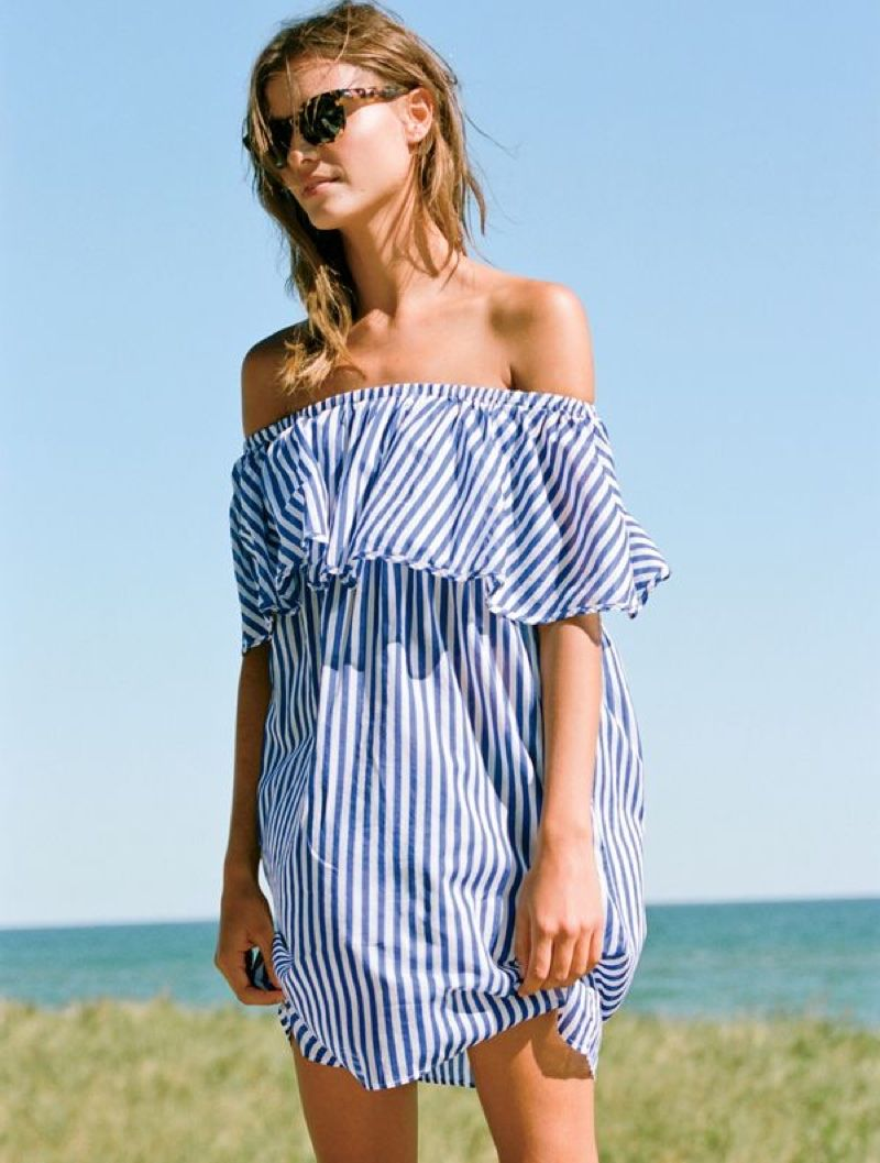 Vacation Time: 8 Resort-Ready Looks from J. Crew | Bald hairstyles ...