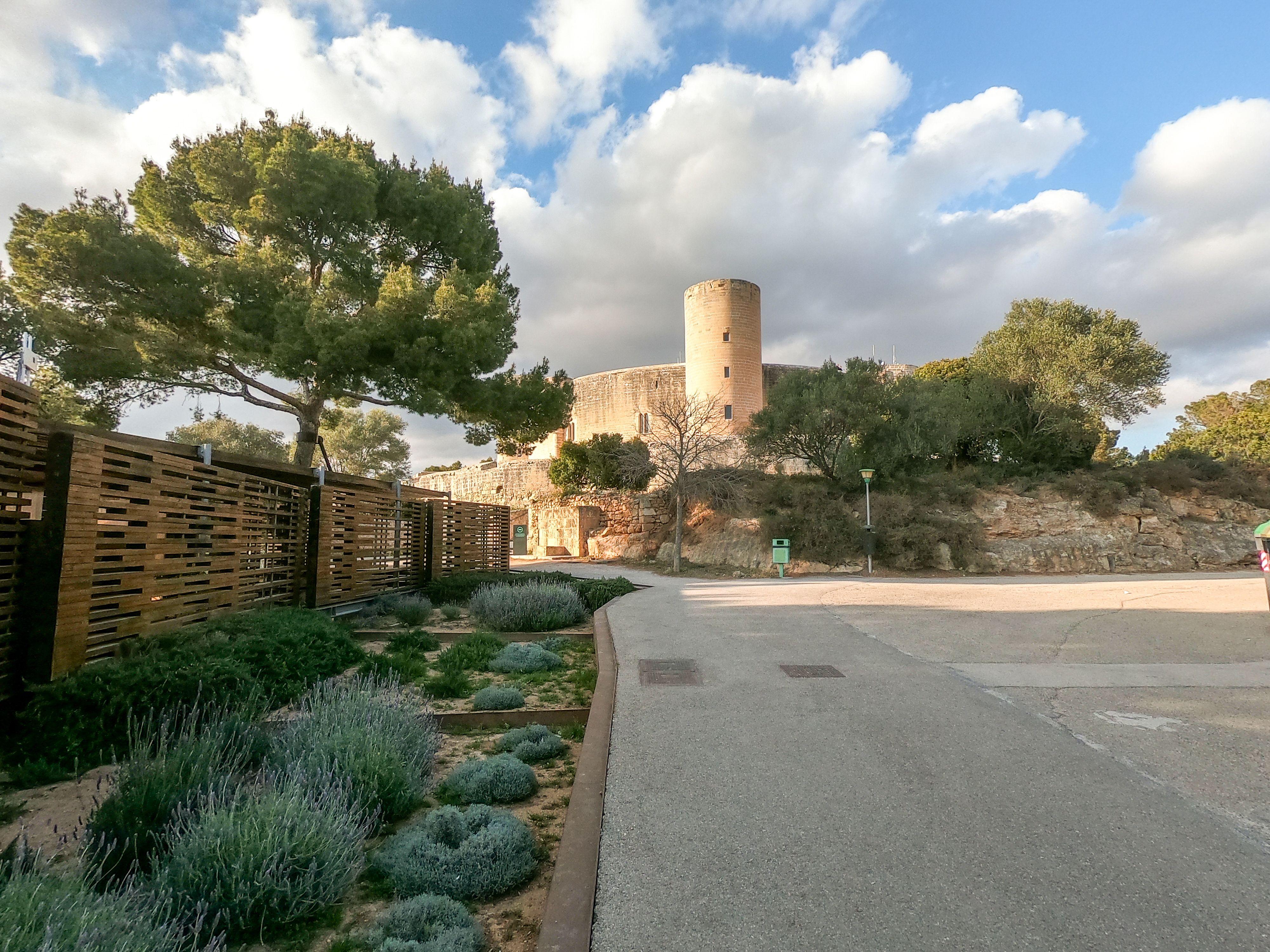Castel De Bellver Mallorca Majorca Go Pro Go Pro Photography Travel Photography Travellers Travelbloggers Go Pro Country Roads Mallorca Country