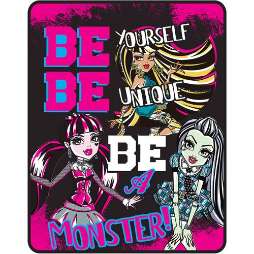 Monster High Bedding and Bedroom Decor | Monster high bedroom ...
