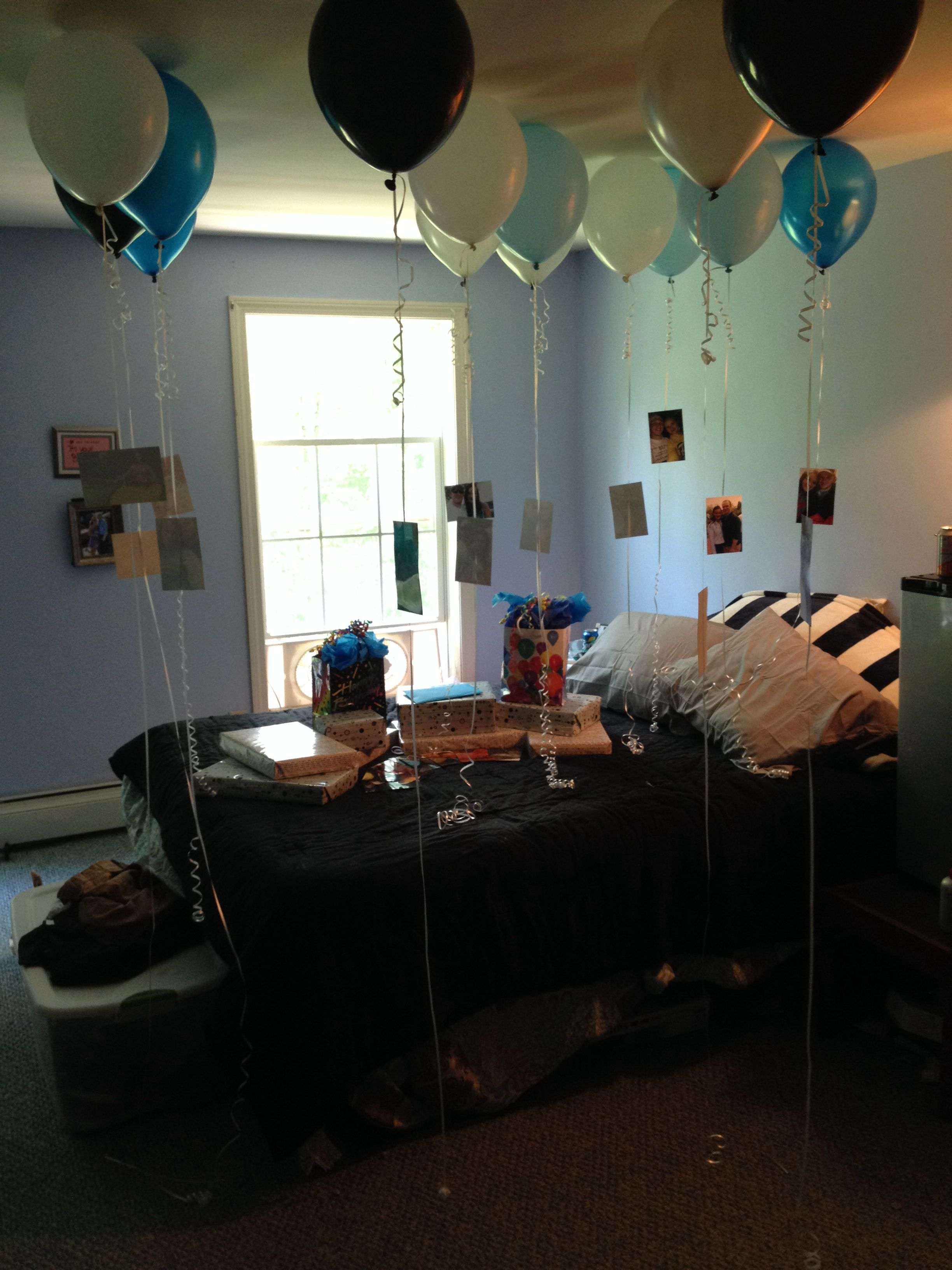 Boyfriends 23rd Birthday For Him Party Ideas Surprises