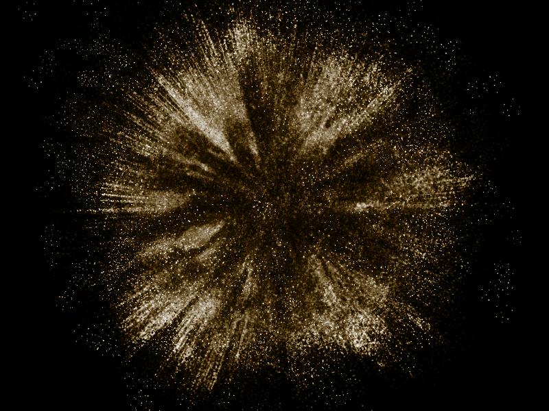 Sand Dust Explosion Splash Texture Background Cloud Texture Dust Explosion Textured Background