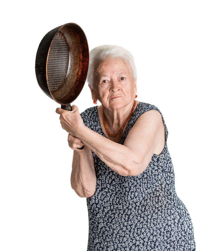 Grandma Stock Image : grandma, stock, image, ✨random, Shit✨
